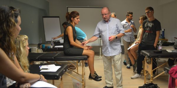Workshop Osteopatia