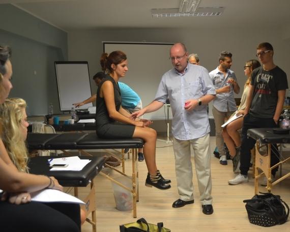 Workshop Osteopatia