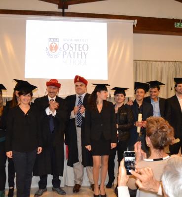 Cerimonia Diploma D.O. 2015/2016